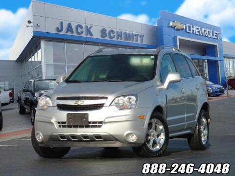 2013 Chevrolet Captiva Sport for sale at Jack Schmitt Chevrolet Wood River in Wood River IL
