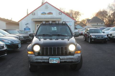 2005 Jeep Liberty for sale at Rochester Auto Mall in Rochester MN