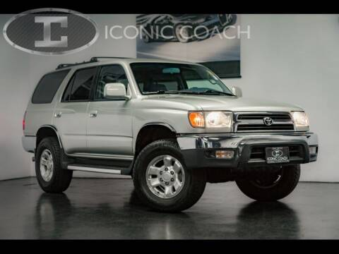 1999 Toyota 4Runner for sale at Iconic Coach in San Diego CA