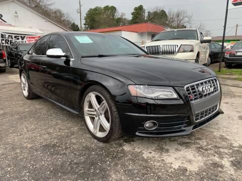 2010 Audi S4 for sale at SR Motors Inc in Gainesville GA