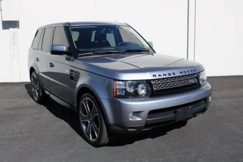 2012 Land Rover Range Rover Sport for sale at MK Motors in Sacramento CA
