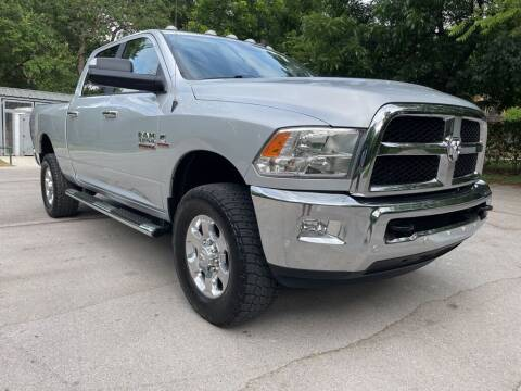 2017 RAM Ram Pickup 2500 for sale at Thornhill Motor Company in Lake Worth TX