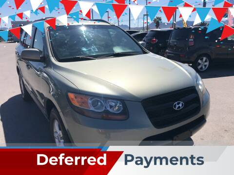 2007 Hyundai Santa Fe for sale at Rock Star Auto Sales in Las Vegas NV