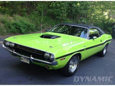 1970 Dodge Challenger for sale at SW Dynamic Motorsports in Garland TX