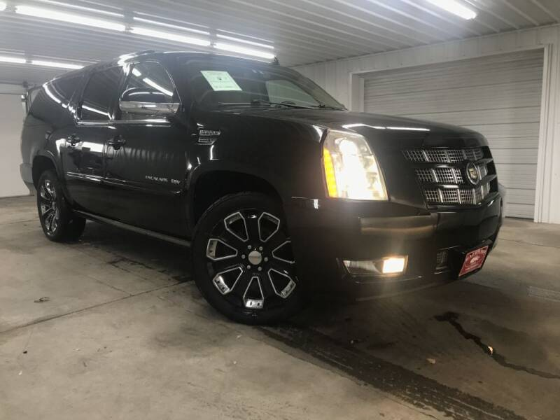 2012 Cadillac Escalade ESV for sale at Hi-Way Auto Sales in Pease MN
