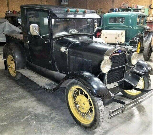 1929 Ford 1/2 Ton Trucks for sale at CarsBikesBoats.com in Round Mountain TX
