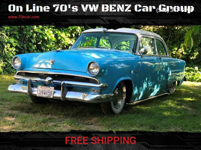1953 Ford MainLine for sale at OnLine VW-BENZ.COM Auto Group in Riverside CA