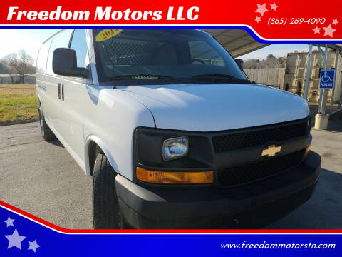 2014 Chevrolet Express Cargo for sale at Freedom Motors LLC in Knoxville TN