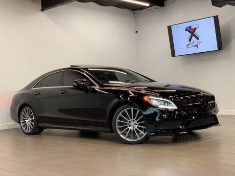 2016 Mercedes-Benz CLS for sale at TX Auto Group in Houston TX