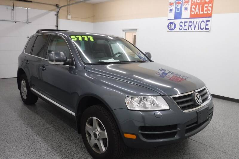 2005 Volkswagen Touareg for sale in Tacoma, WA