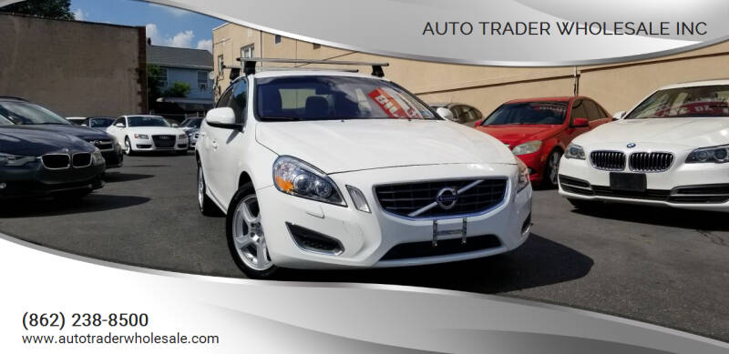 2013 Volvo S60 for sale at Auto Trader Wholesale Inc in Saddle Brook NJ