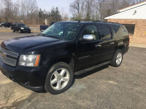2008 Chevrolet Suburban for sale at STARLITE AUTO SALES LLC in Amelia OH