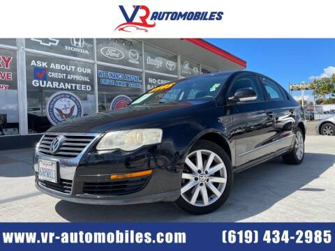 2007 Volkswagen Passat for sale at VR Automobiles in National City CA