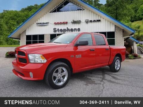 2016 RAM Ram Pickup 1500 for sale at Stephens Auto Center of Beckley in Beckley WV