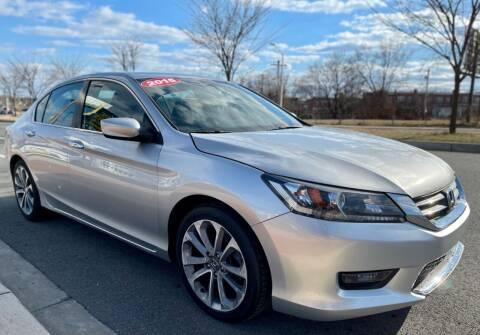 2015 Honda Accord for sale at Bmore Motors in Baltimore MD