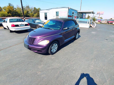 2005 Chrysler PT Cruiser for sale at DISCOUNT AUTO SALES in Murfreesboro TN