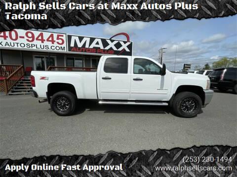 2011 Chevrolet Silverado 3500HD for sale at Ralph Sells Cars at Maxx Autos Plus Tacoma in Tacoma WA