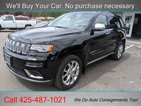 2019 Jeep Grand Cherokee for sale at Platinum Autos in Woodinville WA