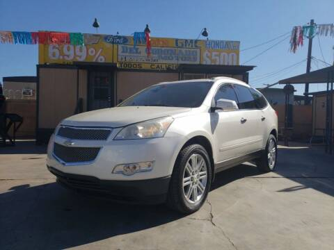 2011 Chevrolet Traverse for sale at DEL CORONADO MOTORS in Phoenix AZ