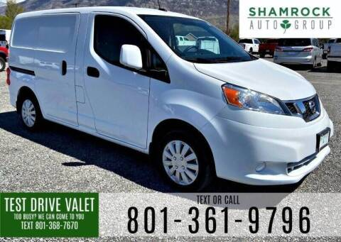 2014 Nissan NV200 for sale at Shamrock Group LLC #1 in Pleasant Grove UT