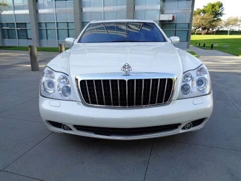 2008 Maybach 57 for sale at T.K. AUTO SALES LLC in Salisbury NC