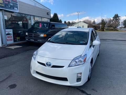 2010 Toyota Prius for sale at Lehigh Valley Truck n Auto LLC. in Schnecksville PA