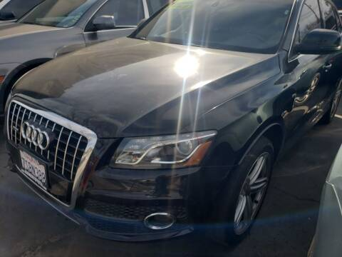 2010 Audi Q5 for sale at MCHENRY AUTO SALES in Modesto CA