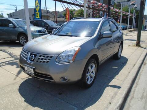 2010 Nissan Rogue for sale at CAR CENTER INC in Chicago IL