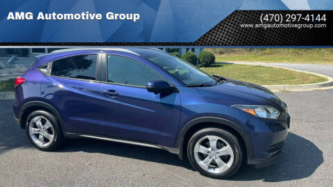 2016 Honda HR-V for sale at AMG Automotive Group in Cumming GA
