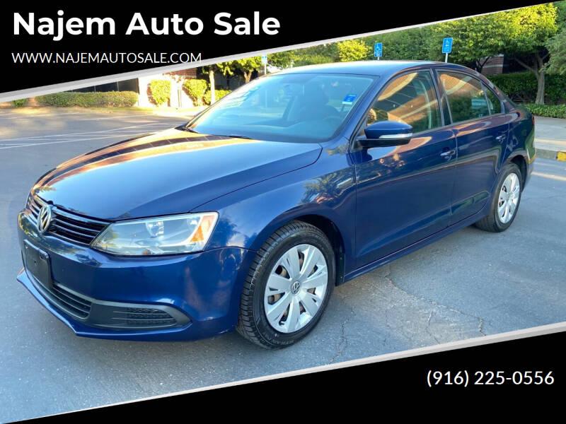 2012 Volkswagen Jetta for sale at Najem Auto Sale in Sacramento CA