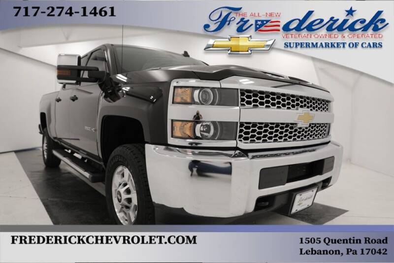 2019 Chevrolet Silverado 2500HD for sale at Lancaster Pre-Owned in Lancaster PA