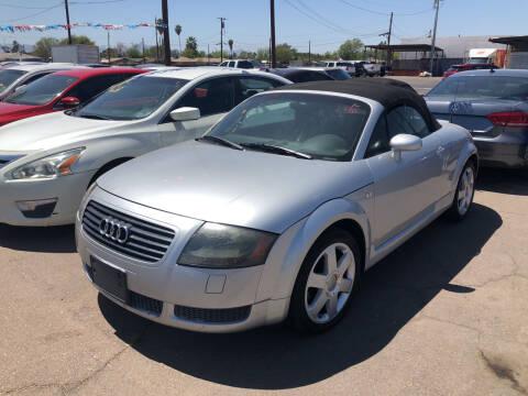 2001 Audi TT for sale at Valley Auto Center in Phoenix AZ