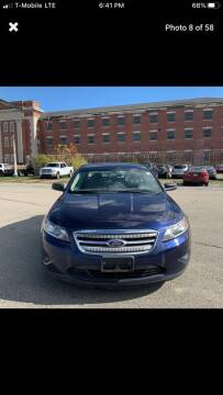 2011 Ford Taurus for sale at Worldwide Auto Sales in Fall River MA