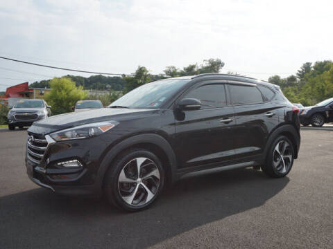 2016 Hyundai Tucson for sale at Stephens Auto Center of Beckley in Beckley WV