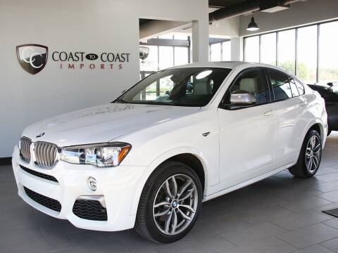 2018 BMW X4 for sale at Coast to Coast Imports in Fishers IN