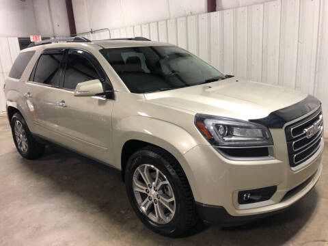 2015 GMC Acadia for sale at Matt Jones Motorsports in Cartersville GA
