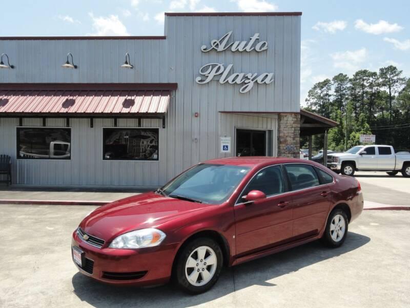 2009 Chevrolet Impala for sale at Grantz Auto Plaza LLC in Lumberton TX