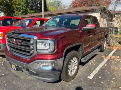 2016 GMC Sierra 1500 for sale at Chinos Auto Sales in Crystal MN