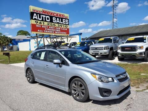 2013 Subaru Impreza for sale at Mox Motors in Port Charlotte FL