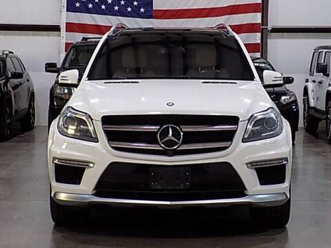 2015 Mercedes-Benz GL-Class for sale at Texas Motor Sport in Houston TX