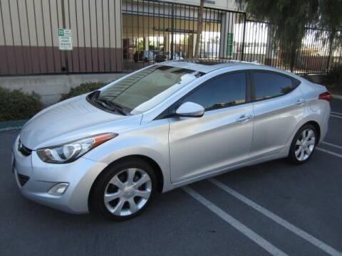 2012 Hyundai Elantra for sale at PREFERRED MOTOR CARS in Covina CA