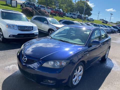 2009 Mazda MAZDA3 for sale at Ball Pre-owned Auto in Terra Alta WV