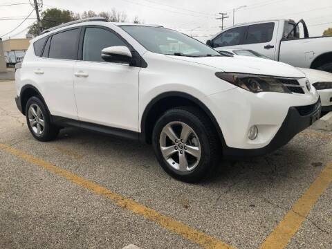 2015 Toyota RAV4 for sale at Jose's Auto Sales Inc in Gurnee IL