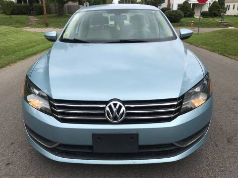 2012 Volkswagen Passat for sale at Via Roma Auto Sales in Columbus OH