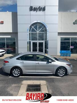 2020 Toyota Corolla for sale at Bayird Truck Center in Paragould AR
