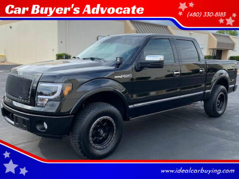 2012 Ford F-150 for sale at Car Buyer's Advocate in Phoenix AZ
