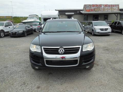 2010 Volkswagen Touareg for sale at DMC Motors of Florida in Orlando FL