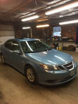 2008 Saab 9-3 for sale at Lavictoire Auto Sales in West Rutland VT