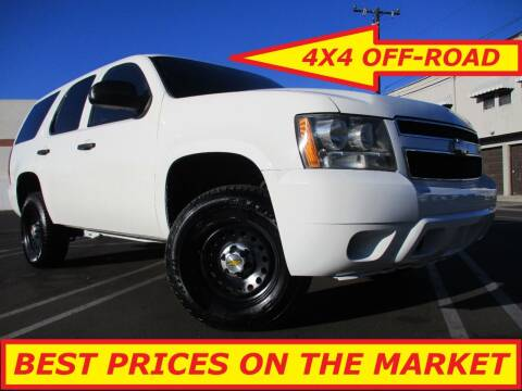 2011 Chevrolet Tahoe for sale at ALL STAR TRUCKS INC in Los Angeles CA
