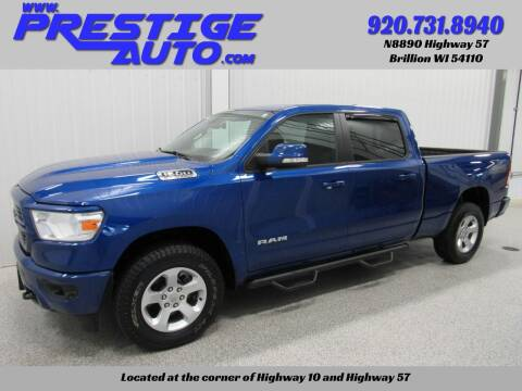 2019 RAM Ram Pickup 1500 for sale at Prestige Auto Sales in Brillion WI